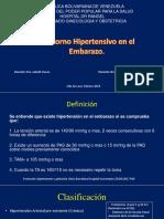 Hipertension Gestacional