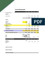 MEP Finanzas Modelo FlujodeCaja Franquicias