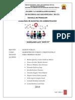 Organización Municipal