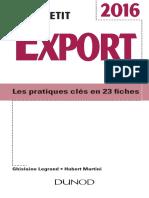 Feuilletage Petit Export 2016