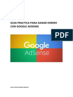 Guia Practica Paso a Paso Para Google Adsense