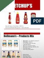 Ketchup Brands