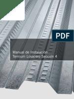 Manual de Losacero Ternium CA