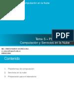 5.- Componentes CC