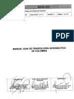 Manual Fraseologia Aeronautic A - 2010
