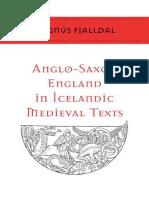 (Toronto Old Norse-Icelandic Series (TONIS)) Magnús Fjalldal-Anglo-Saxon England in Icelandic Medieval Texts-University of Toronto Press, Scholarly Publishing Division (2005).pdf