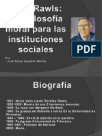 Diapositiva Rawls Curso Ética y Política