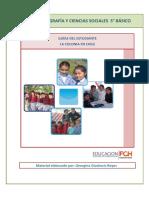 PRUEBA DE HISTORIA QUINTO AÑO BÁSICO - EPOCA COLONIAL-2.pdf