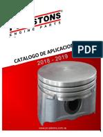 PC Pistons Catalogo 2015
