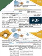 Guía Actividades y Rúbrica Evaluación Fase 3