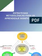 estrategias Docentes Para Un Aprendizaje Significativo