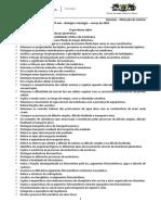 Competências cognitivas - Domínio Obtenção de matéria