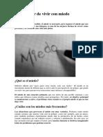 cOMO DEJAR DE VIVIR CON MIEDO.docx