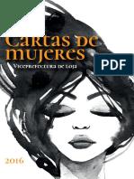 Libro Cartas Mujeres Viceprefectura Noviembre 2016 Digital