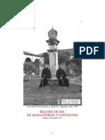 Relojes de sol en Monasterios y Conventos.pdf