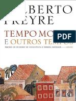 Tempo Morto e Outros Tempos - Gilberto Freyre.PDF