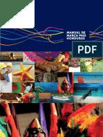 Manual Marca País Honduras