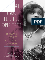 Saidiya v. Hartman - Wayward Lives, Beautiful Experiments_ Intimate Histories of Social Upheaval-W. W. Norton Company (2019)