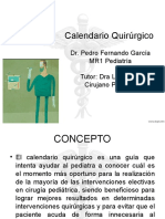 Calendario Quirurgico Dr Garcia r1 Revisada