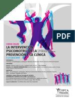 CARTEL FORMACIÓN PSICOMOTRICIDAD