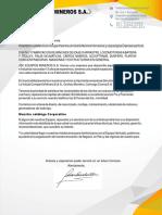 Carta de Presentacion Jsc
