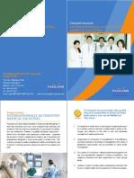 Internationally Accredited Medical Facilitiesl