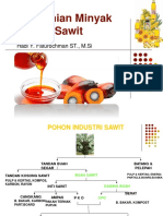 Pemurnian Minyak Sawit