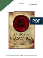 Ericson Patrick - La Escala Masonica [novela].pdf