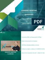 Leandro Martins - 3 melhores setups