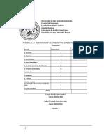 Reporte 4 - Determinacion de Carbonatos (Dureza Temporal) y Patron Primario