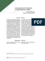 Castillo y Davila - Una mirada del pasado hacia el futuro de evolución del pensamiento contable.pdf