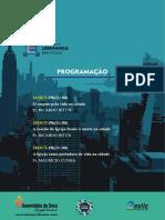 Conferência Liderança Em Foco 2018 PROGRAMAÇÃO