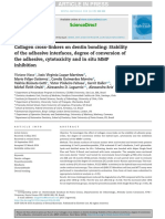 HASS V. 2016.- Collagen cross-linkers on dentin bonding- Stability of the adhesive interfaces, degree of conversion of the adhesive, cytotoxicity and in situ MMP inhibition.pdf