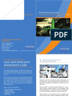 Fast and Efficient Emergency Care