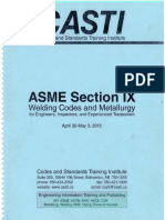CASTI ASME SECTION IX 2013.pdf