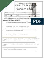 Contol Campos de Fresas