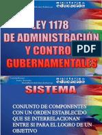 LEY 1178 2
