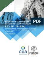 Estatuto Administrativo Interpretado y Concordado.pdf