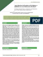 Existe Associação entre Manchas de Esmalte em Pré-Molares e Tratamento Endodôntico nos seus Antecessores Decíduos?