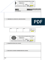 FT-SST-087 Formato Informe Revisión Por La Alta Dirección