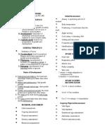 Pediatric Notes
