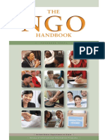 The NGO Handbook Handbook Series English 508