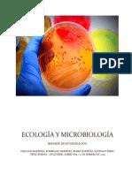 ECOLOGÍA Y MICROBIOLOGÍA