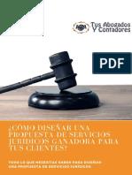 elaborar una buena propuesta jurídica
