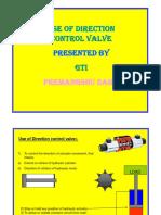Funda of Direction Control Valve1