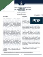 Epilepsia, Tratamiento Farmacologico y Su Monitoreo - Randall Lopes-Gozalez