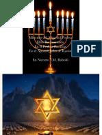 Misterios Del Alma Del Profeta Elias Reencarnado en El Profeta Zacarias en El Apostol Judas de Kariot y en Nuestro v.M Rabolu