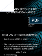 Thermo, The Finale