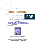 15 Security Technologies