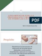 Lineamientos para la preparacion y manejo de formulas lacteas.pdf